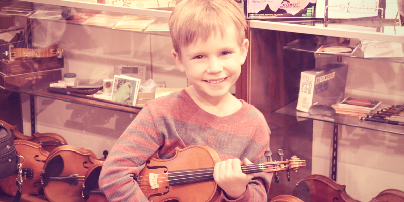 Introducing Violin Lessons: A Guide for New Students