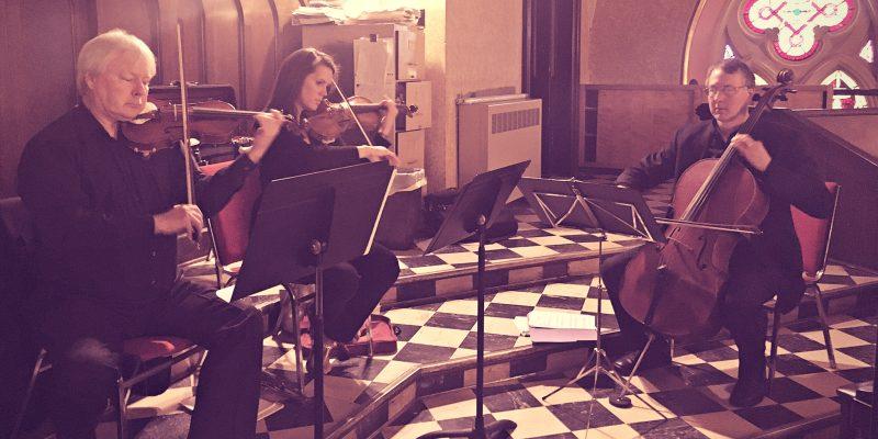 String Quartet in Scranton, Wilkes Barre & Stroudsburg
